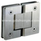 Edelstahl-Dusche-Tür-Scharnier für Glastür (SH-0341)