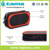 Altofalante portátil sem fio impermeável do Portable V4.0 Bluetooth do telefone móvel do Natal