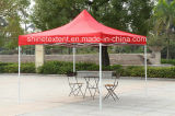 昇進のために屋外の折るおおいのテントを広告する10*10FTアルミニウム