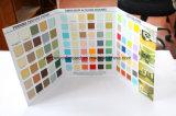 Catalogue d'impression de peinture extérieure à nouveau style texturé