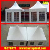 Petit écran Pagode Carpas PARA Eventos 3X3m de tente de pagoda 4X4m