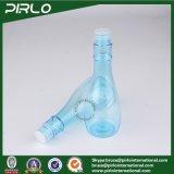 150ml 5ozは携帯用詰め替え式の香水瓶の構成水使用のプラスチックびんを包む装飾的なびんのプラスティック容器を空ける