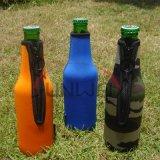 Fördernde Getränk-Flasche Koozie, Neopren-Bier-Getränk kühlerer Isolierbeutel (BC0085)