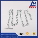 La norme DIN5686 électro-galvanisé chaîne nouées pour PET