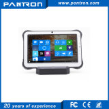 3G 4G sistema Windows 10 10,1 pulgadas PC IP65 resistente Tablet