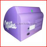 Schokoladen-Gegenoberseite-Kühlvorrichtung