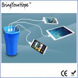 케이블 컵 USB 차 충전기 (XH-UC-023C)에서 건축하는