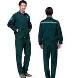 O uniforme 100% médico dos cuidados do algodão esfrega