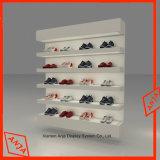 Visualización de la zapata de la tienda de calzado/Estante estante mostrar