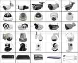 P2pおよび10m IRの経済的なWdm HD 720pの機密保護IPのカメラ