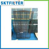 Filtro de nylon modificado para requisitos particulares del aire del acoplamiento del panel G3 pre