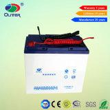 Oliter aucune batterie d'acide de plomb de la pollution 50ah 12V