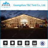 Fatastic 40m de Reusachtige Transparante Duidelijke Hoogste Tent van het Dak voor Tentoonstelling