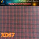 Товары подсказки проверки полиэфира, выравнивая ткань (X061-9)