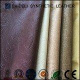 Cuoio sintetico del PVC di disegno di modo per il sofà del Recliner