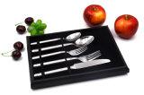 Le couteau et une cuillère de fourche en acier inoxydable 304 Don d'artisanat de la vaisselle vaisselle