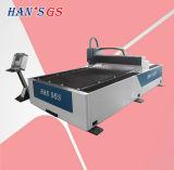 Máquina del laser de la fibra de la promoción 500/700/1000/1500W del GS de Han