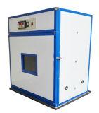 Ventilation automatique 528 oeufs incubateur d'oeufs de poulet de matériel agricole