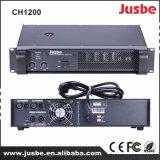Amplificador del sistema de sonido de la potencia del poder más elevado de CH1200 4800W FAVORABLE