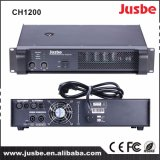 CH1200 amplificador de potencia 5000 W de potencia PRO amplificador del sistema de sonido