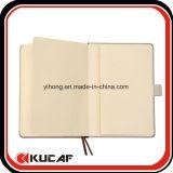 Format de poche avec fermeture élastique Logo en relief de la Papeterie cadeau pour ordinateur portable