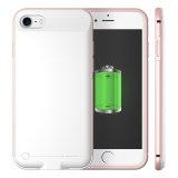 côté mobile portatif de pouvoir de caisse de batterie de 4200mAh 5200mAh pour l'iPhone 7 6 positifs