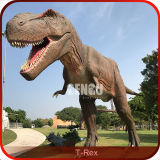 공룡 공원 디자인 Animatronics 옥외 공룡