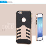 Meilleure qualité Hot Sale 2 en 1 Airship Case pour iPhone Shock Proof