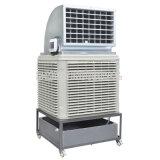 Refrigerador agua-aire de enfriamiento evaporativo industrial del desierto de la pista del refrigerador de aire