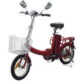 Лампа складной велосипед с корзины и светодиодные фары (FB-006)