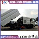 판매를 위한 4X2 180HP 고압 청소 그리고 스위퍼 트럭