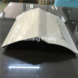 Gran PVC extrusión de plástico Perfil