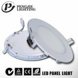 Горячее потолочное освещение сбывания 6W тонкое СИД с CE