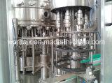 Vollautomatischer PlastikTafelwaßer-füllende Zeile