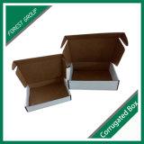 Изготовленный на заказ коробка одежд размера и печатание Corrugated