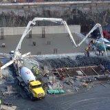 22-44m LKW eingehangene Betonpumpe