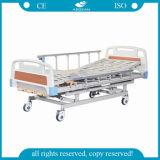 Ökonomisches bewegliches Bett des manuellen Dreifunktions-Krankenhaus-AG-BMS003