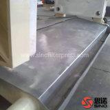 Fabricante automático de la prensa de filtro de membrana con la bandeja del goteo