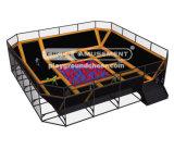 Beifall-Unterhaltungs-Trampoline-Park-Gerät mit besten Preisen