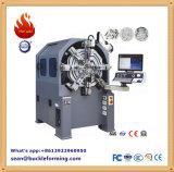 Resorte que forma la máquina, alambre del CNC que forma la máquina sin la leva y el brazo del oscilación