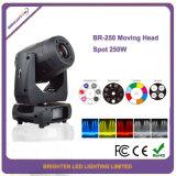 Nuevos productos de 250W Prolighting Mini moviendo manchas de luz LED