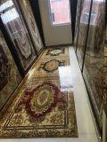 azulejo de suelo Polished de la decoración de la porcelana del cristal de 1800X1200m m
