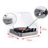 Maleta gramófono tocadiscos Bluetooth reproductor de discos de vinilo