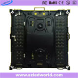 Druckgießender farbenreicher Miete P6 LED-Bildschirmanzeige-Panel-Innenbildschirm für das Bekanntmachen