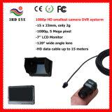 5 großkamera-Video 1920 x pixel-Digital-HD Mini-Kamera-System CCTV-1080 mit 7 Zoll LCD-Schreiber