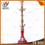 Wasser-Rohr-kupferne Rod-manuelle Rohr-Dreieck-Flaschen-Huka Shisha