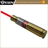 равносигнальное направление Boresighter лазера МНОГОТОЧИЯ патрона 8X57 Js красное