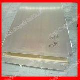 Placa de acero inoxidable Uns630 del precio barato