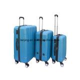 3 قطعة حقيبة سفر حقيبة محدّد [أبس] حقيبة مع تعقّب هويس
