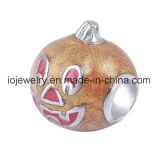 Het Emailleren van de Juwelen van Halloween de Met de hand gemaakte Charme van de Pompoen